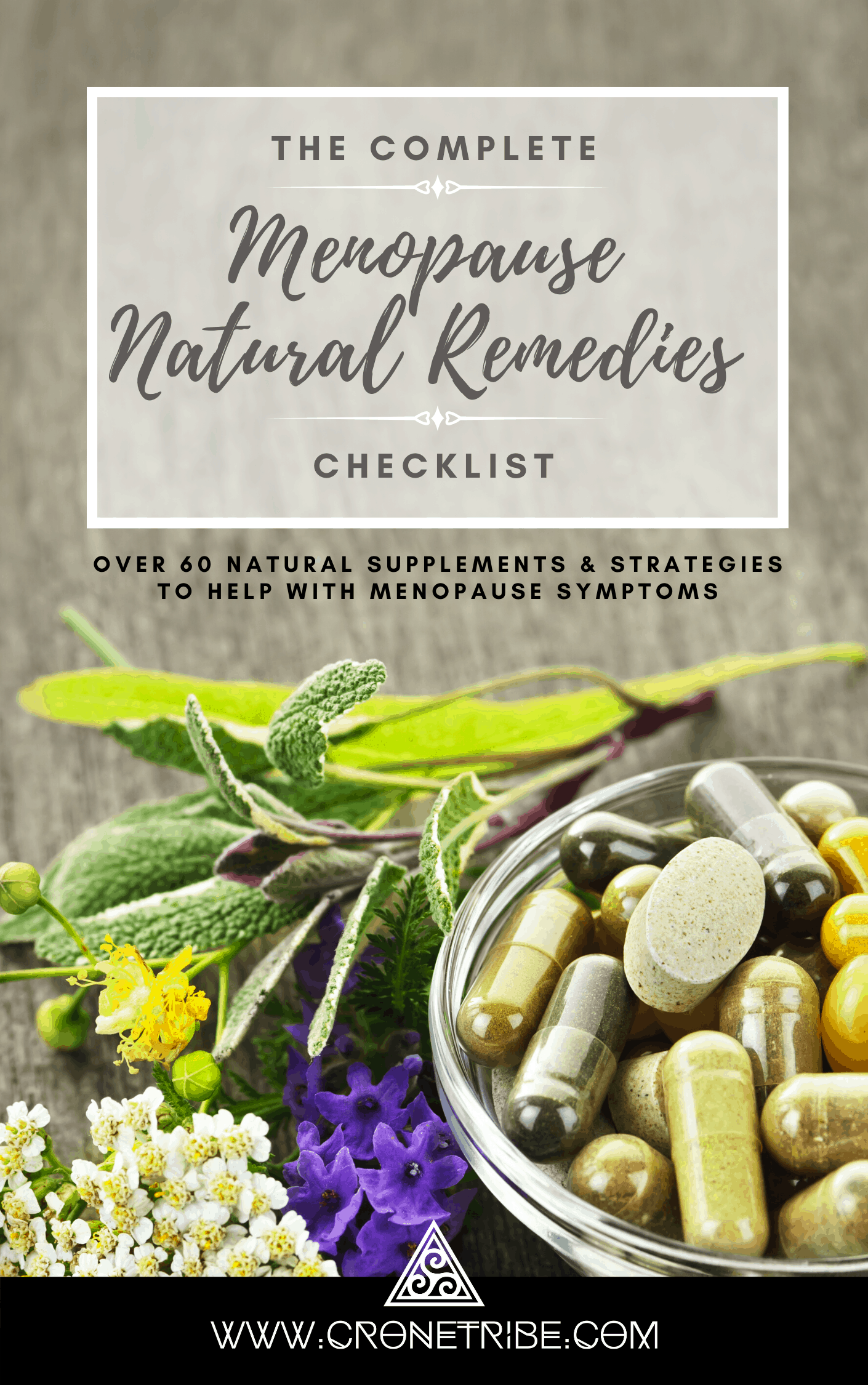 Natural Menopause Remedies Checklist