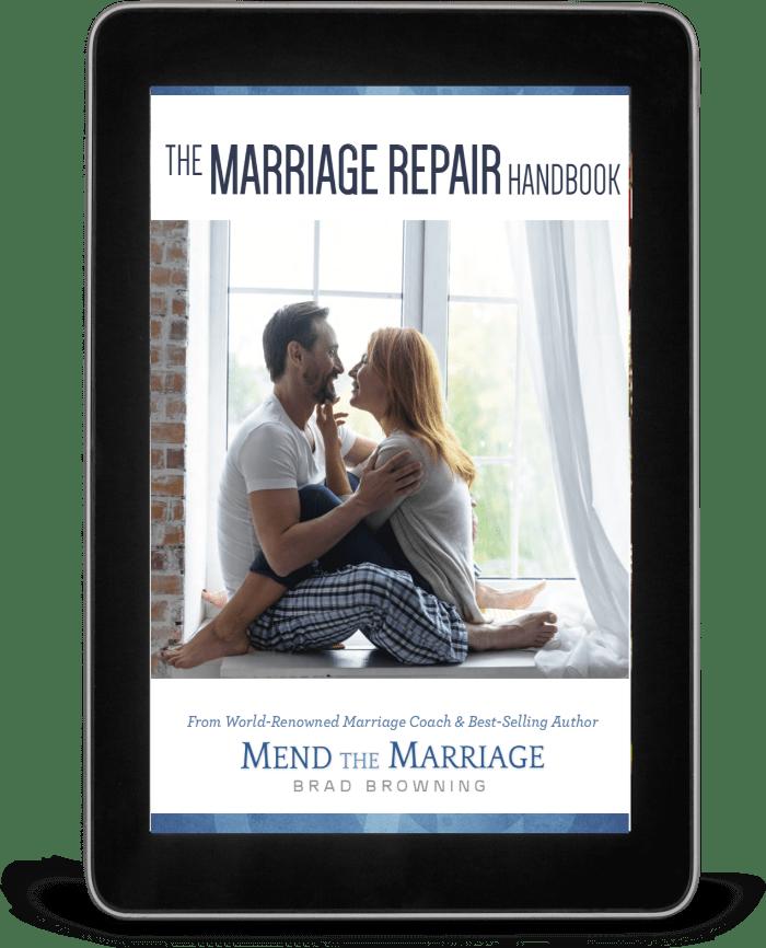 Marriage Repair Handbook
