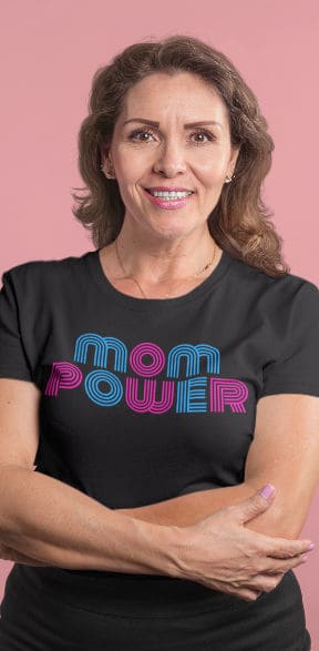 Woman In Menopause Midlife T-Shirt