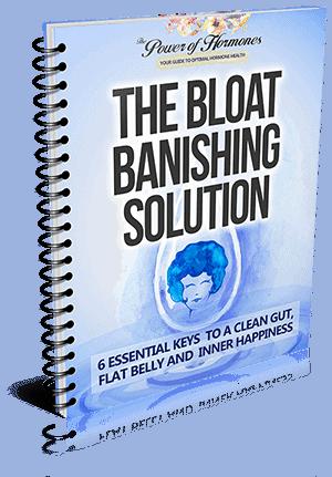 Power of Hormones Bloat Banishing Solution - Gut Health