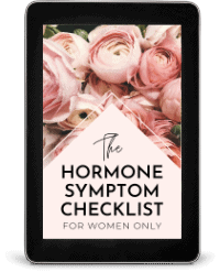 Hormone Symptom Checklist Ebook