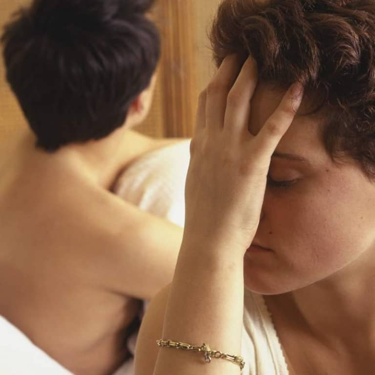 Do husbands ever come back after midlife crisis?